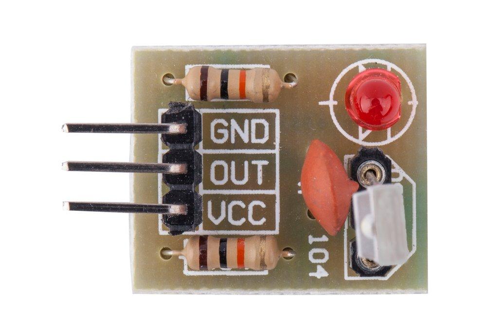 KY-008 Laser x Laser Detector 6