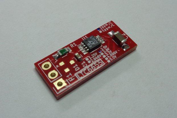 MLT - LTC6655 Voltage Reference