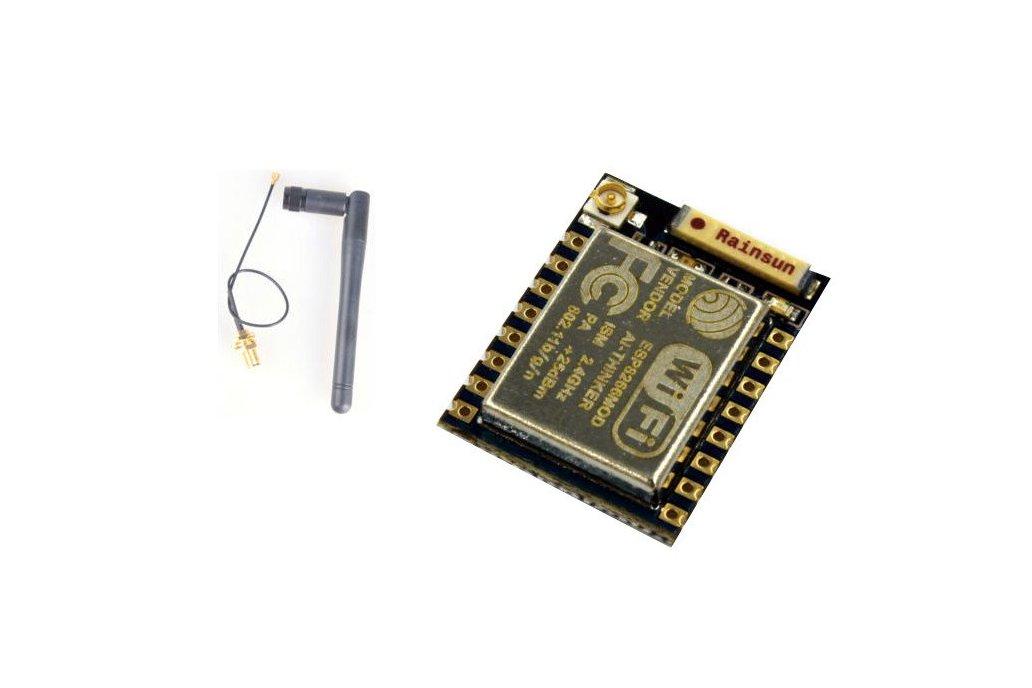 ESP8266 ESP-07 WiFi Module - Onboard & SMA ANTENNA 1