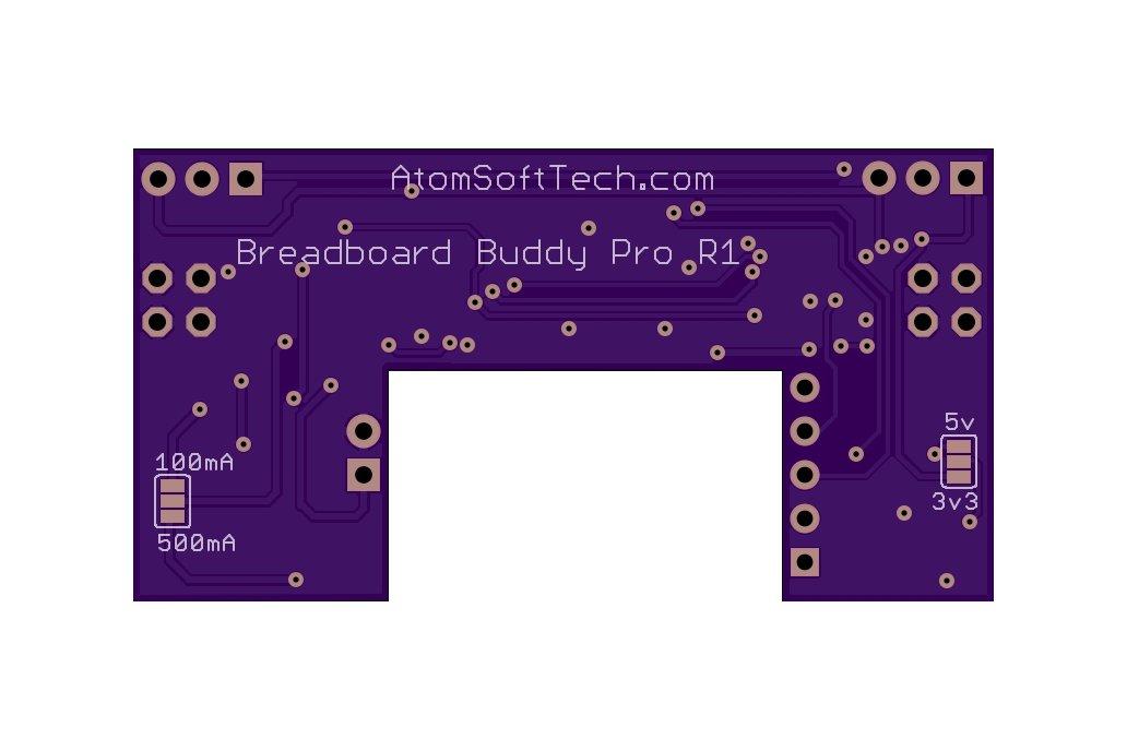 BreadboardBuddy Pro 3