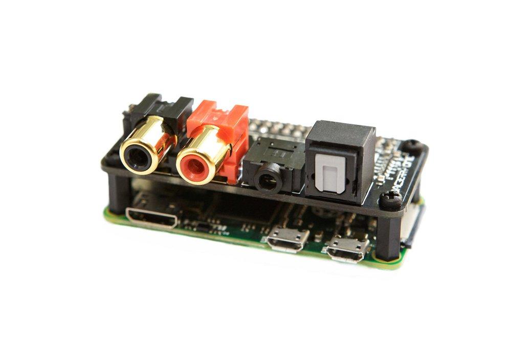 DACBerry ONE for Raspberry Pi Zero 1