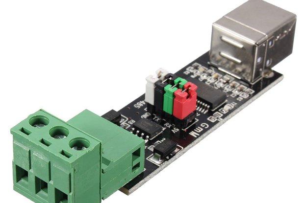 Geekcreit® USB To RS485 TTL Serial Converter