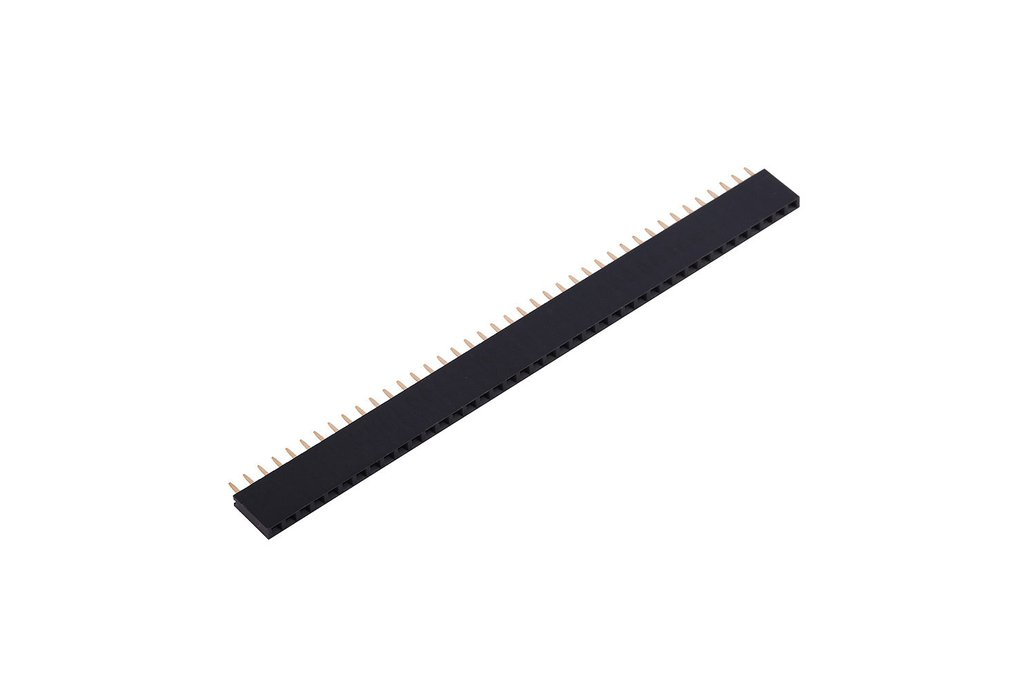 2.54mm Pin Header Strip PCB Connector 5