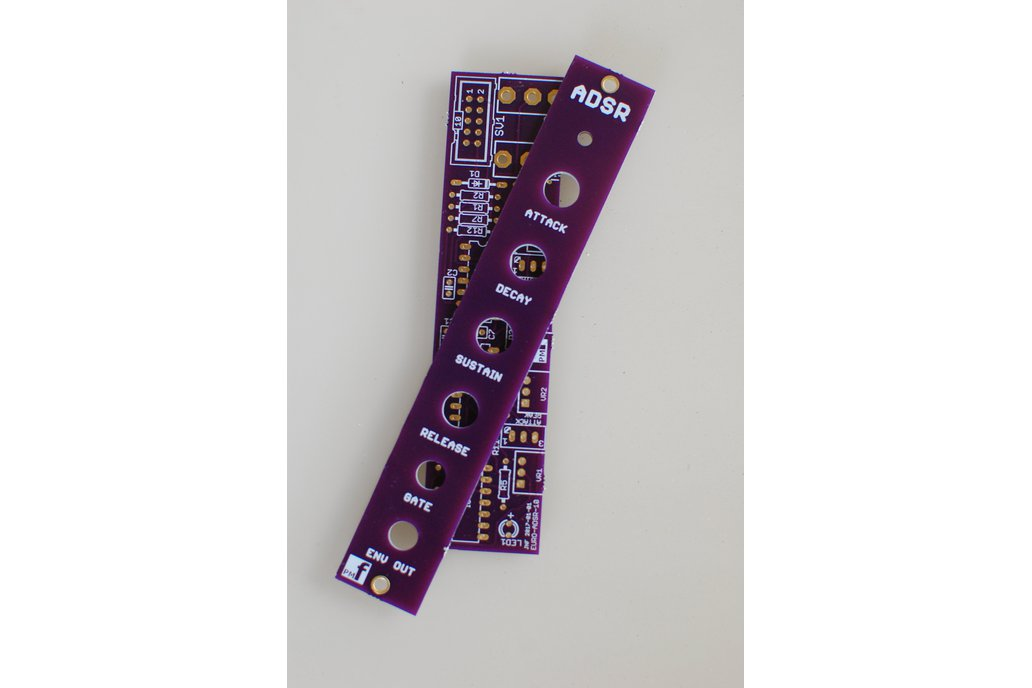 ADSR Envelope Shaper (Eurorack PCB Set) 5