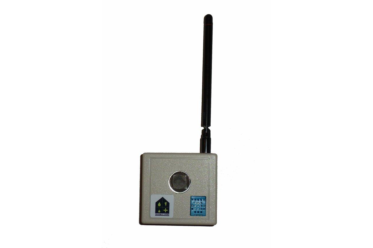 Wireless MQ2 Combustible Gas sensor