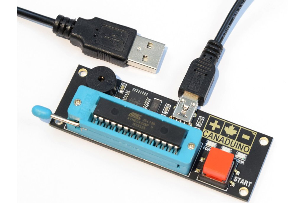 Stand-Alone Arduino Boot Loader Programmer 1