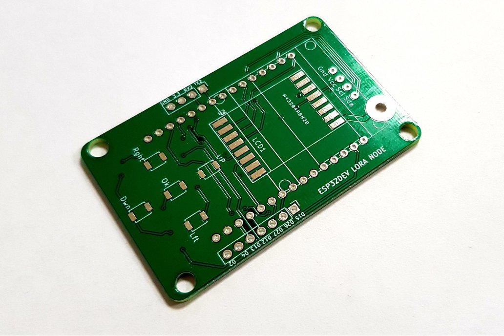 SnapOnAir Micro Walkie Talkie PCB 1