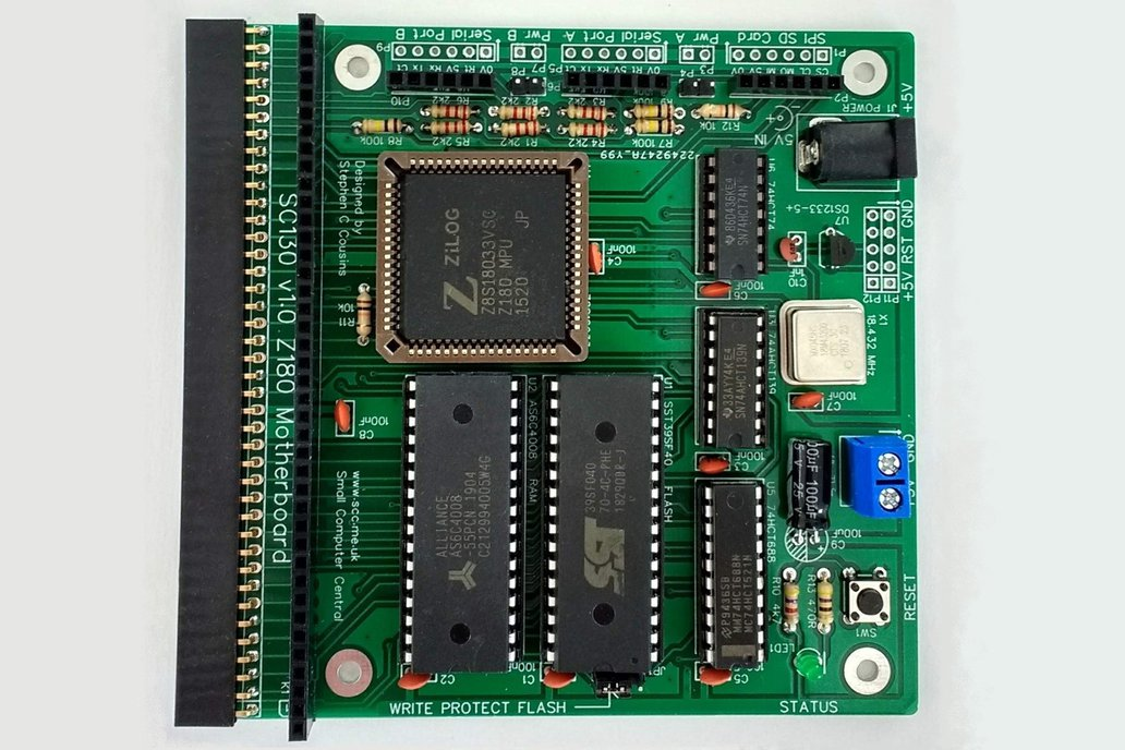 SC130 RomWBW CP/M Computer Kit for RC2014 1