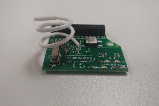 RFM12B Raspberry - Arduino Module