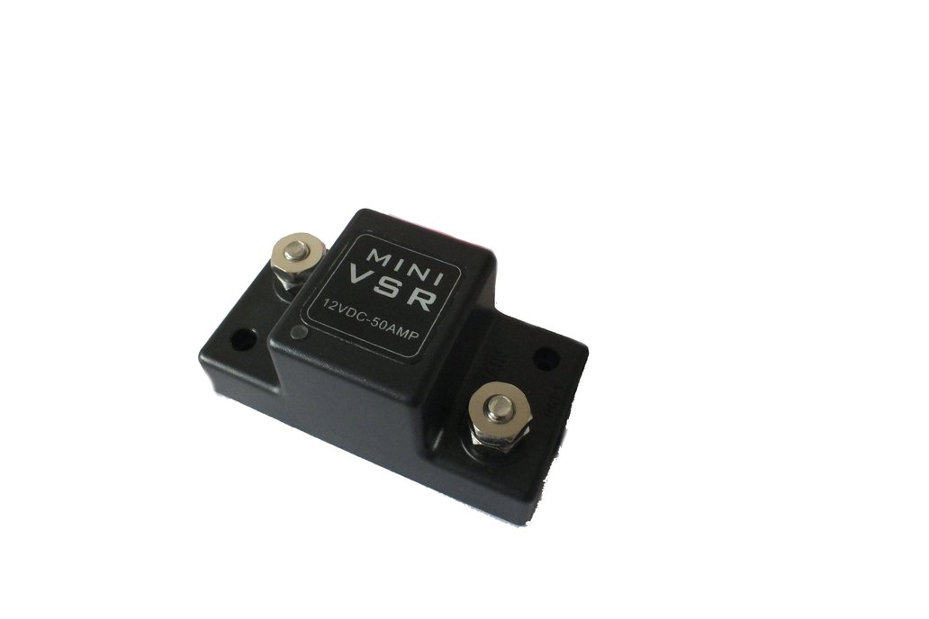 ATV UTV Motorcycle Smart Battery Isolator Mini VSR 1