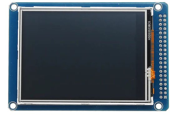 3.2 Inch TFT LCD Display Module Touch Panel