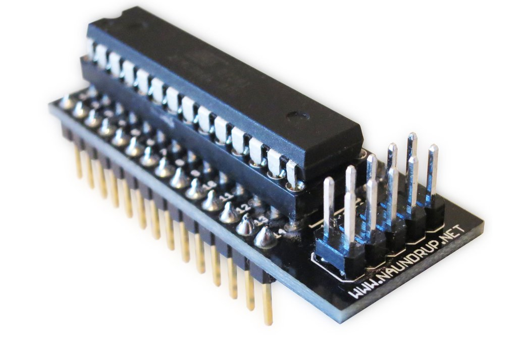 ISP ATmega  adapter (10pin) 1