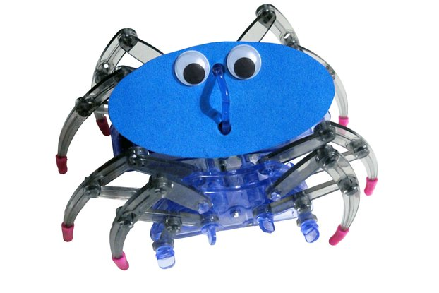 Robot Cangrejo | Crab Robot Kit