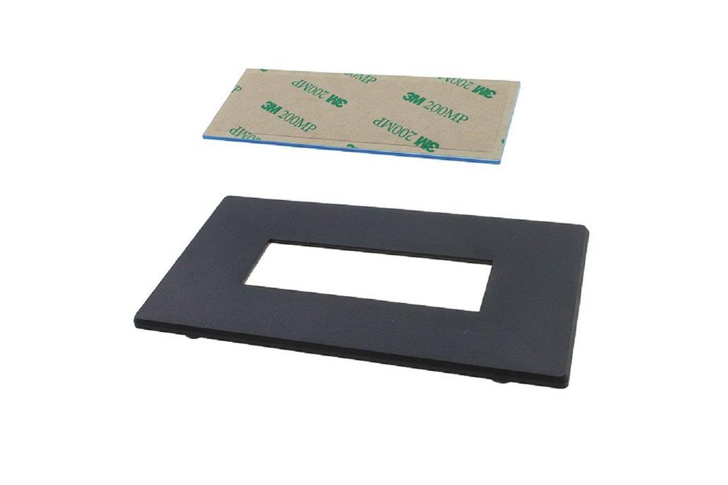 20x4 LCD Bezel 1