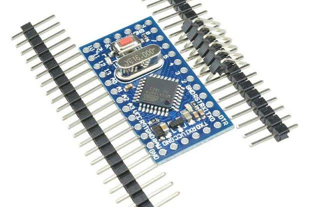 Atmega168 168P Microcontrol Micro Control Board