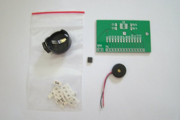 Surface Mount Learning Electronics Soldering Kit