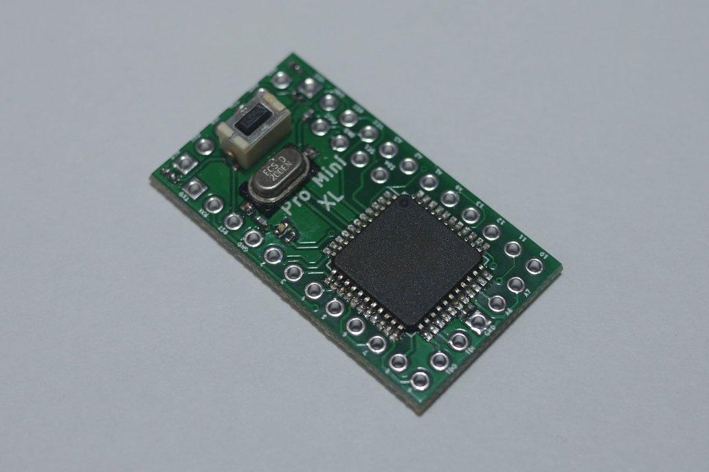 Pro Mini XL - ATmega 1284p 1