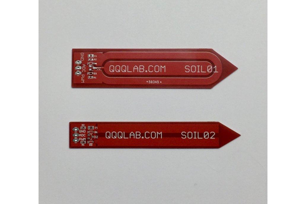 Soil Moisture Sensor 1