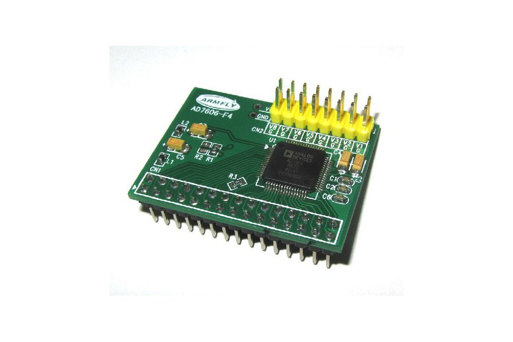 AD7606 data acquisition module 1