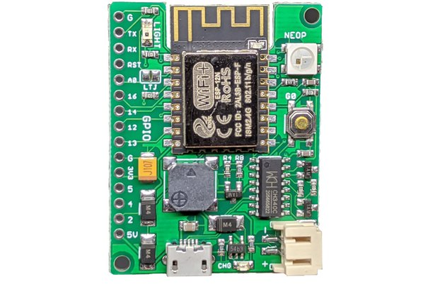 ESPToy WiFi dev. board (v2.0)