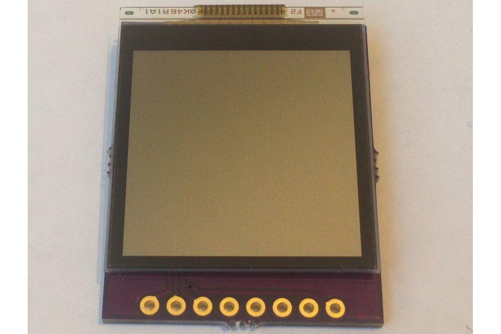 Sharp 128 x 128 Memory Display 2