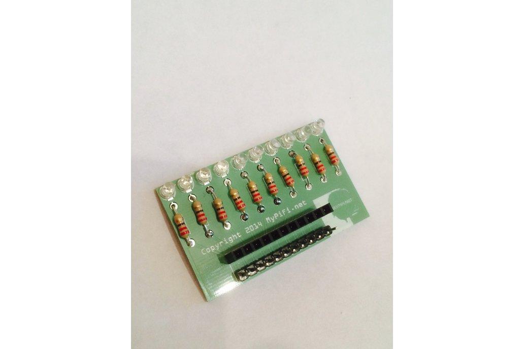 MyPiFi 10 LED Light Bar 1