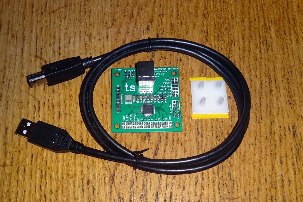 USB Arcade Controller 1