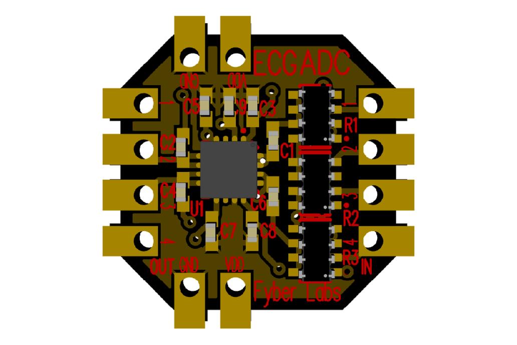 ECG ADC Flex Module 5