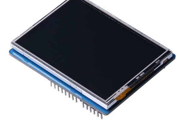 "2.8"" TFT LCD Display Module For Arduino And mbed"