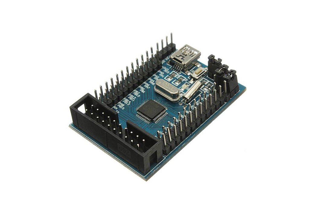 ARM Cortex-M3 STM32F103C8T6 STM32 Minimum System Development Board With Mini USB 1