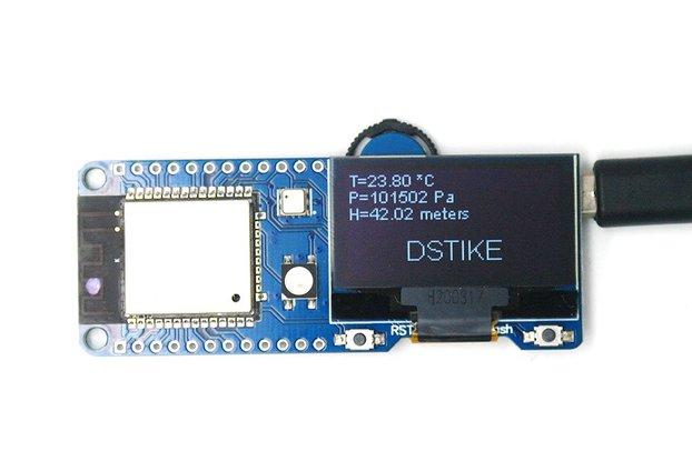DSTIKE D-duino-32 XR V2