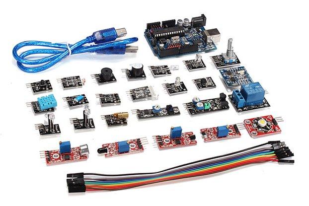 24 In 1 Sensor Module Kit Set