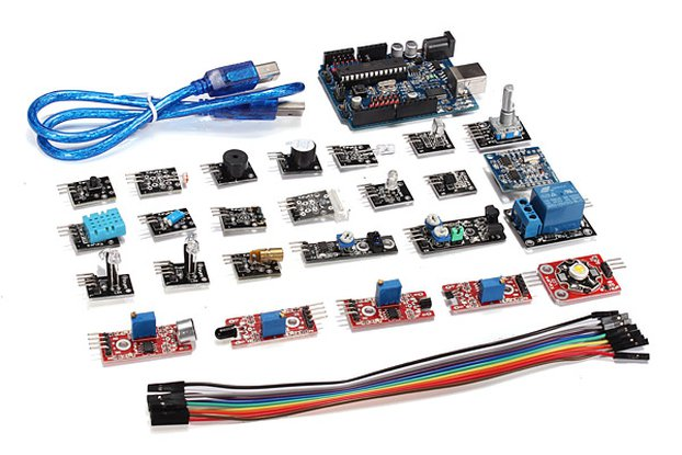 24 In 1 Sensor Module Kit Set