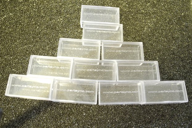 120 of our pill boxes to holding looseengineering