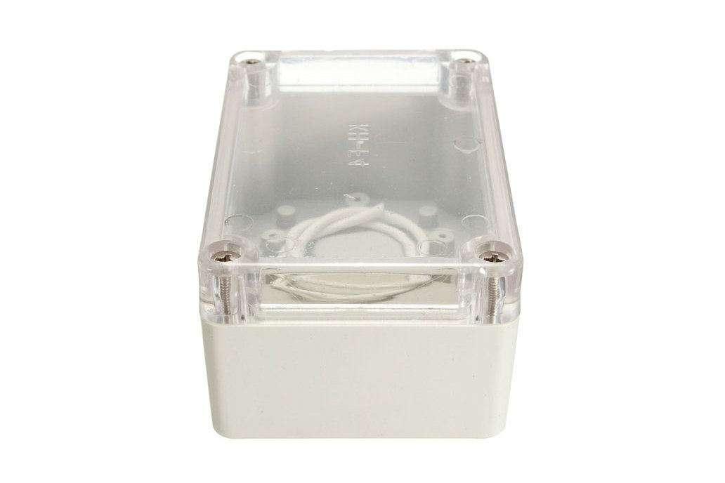 Electronic Plastic Box Waterproof Electrical Junct 6