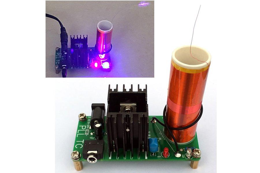 15W Mini Plasma Music Loudspeaker DIY(12005)