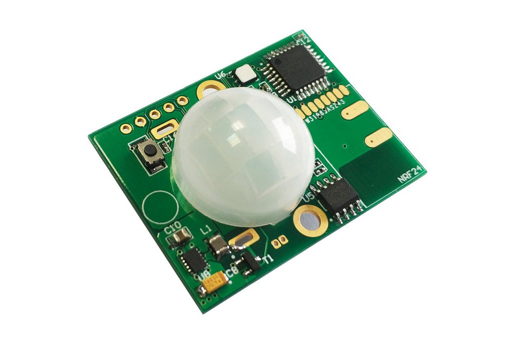 PIR sensor Arduino IDE compatible RFM 69 / NRF24 2