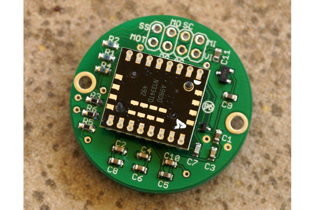 ADNS-9800 Laser Motion Sensor 3