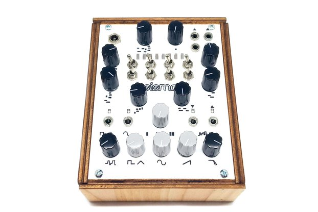 Sismo Lito Desktop Analog Synthesizer