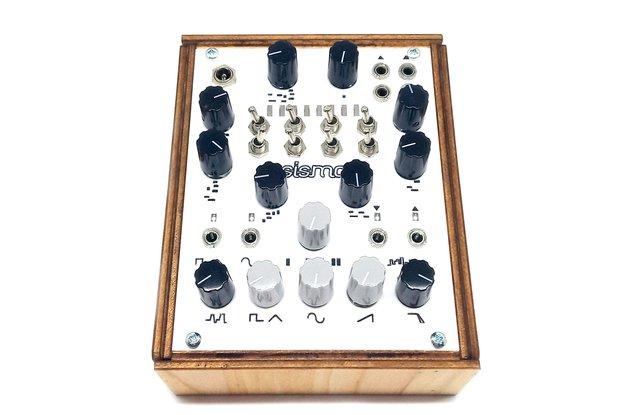 Sismo Lito Desktop Analog Synthesizer