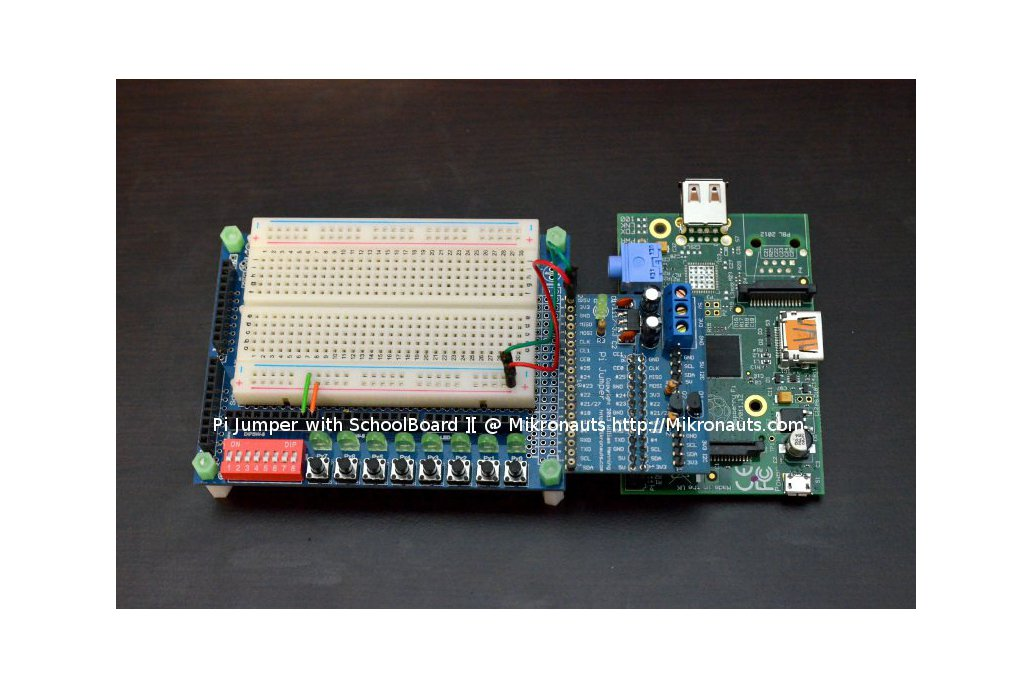 SchoolBoard ][ for Raspberry Pi 1