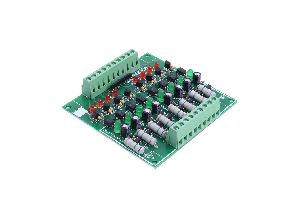 8-Channel Optocoupler Isolation Module_GY18546 1