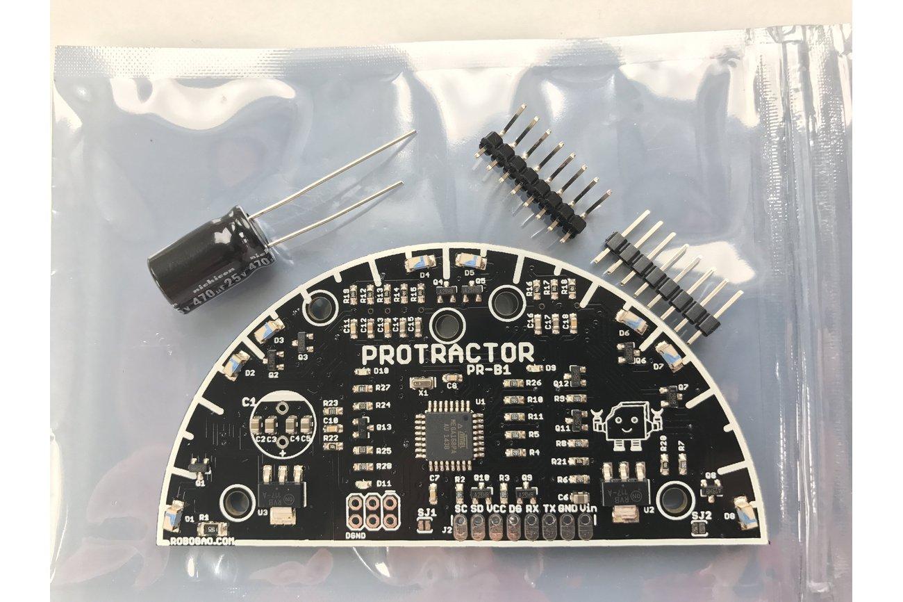 Protractor - Proximity Sensor that Measures Angles