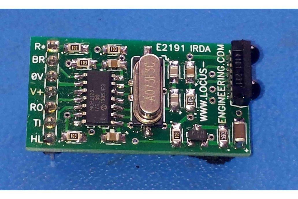 E2191 Serial to IRDA Transceiver 1