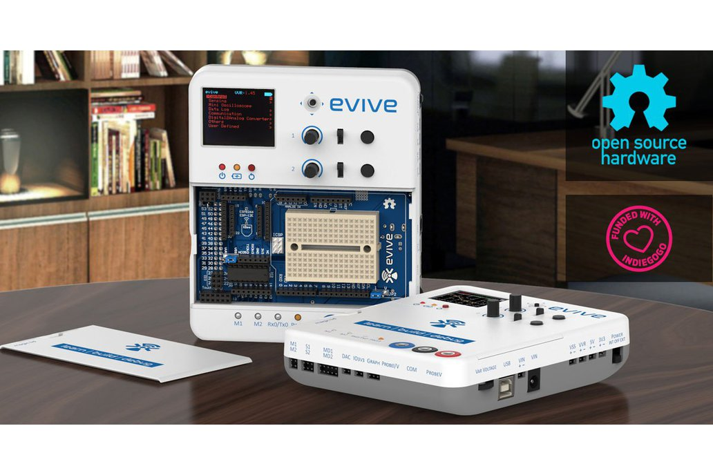 evive | The best electronic prototyping platform! 2