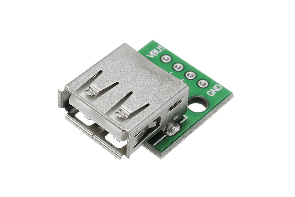 USB 2.0 Female Head Socket To DIP 1