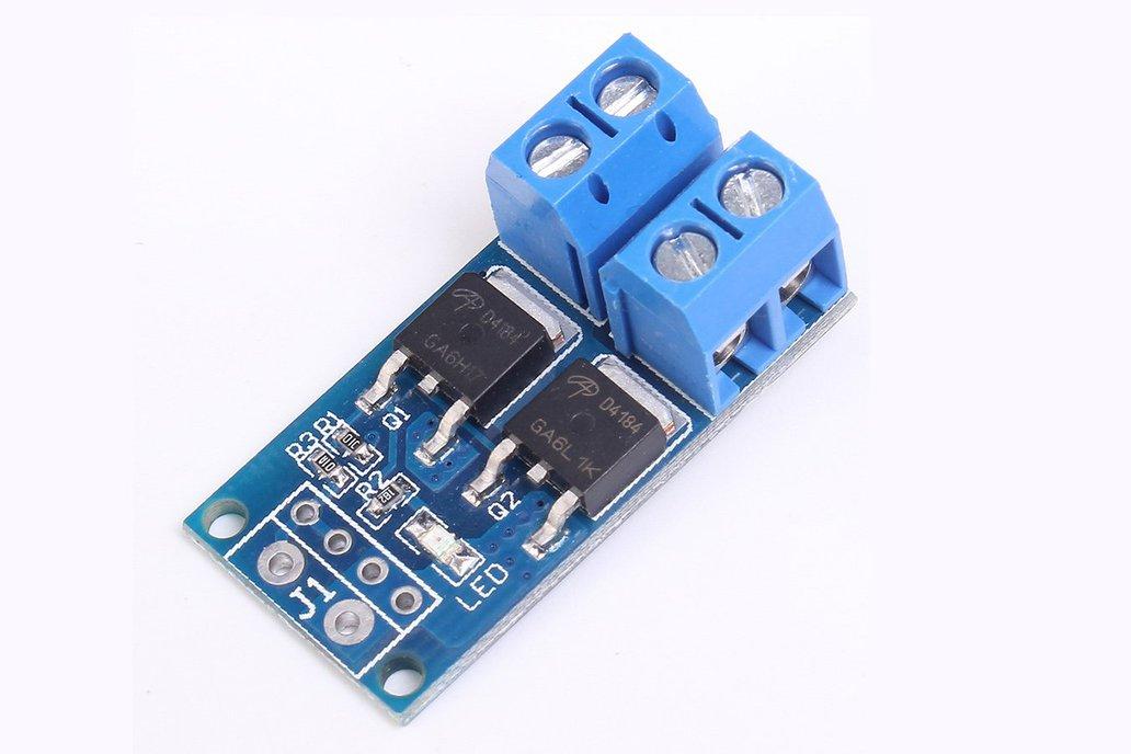 MOS Tube Transistor PWM Regulator Switch(10536) 1