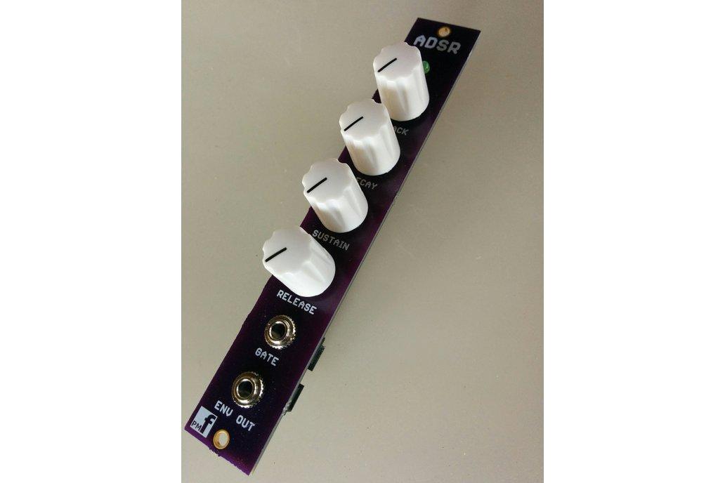ADSR Envelope Shaper (Eurorack PCB Set) 2