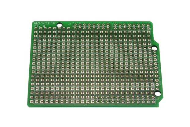 Arduino Prototyping Shield 4