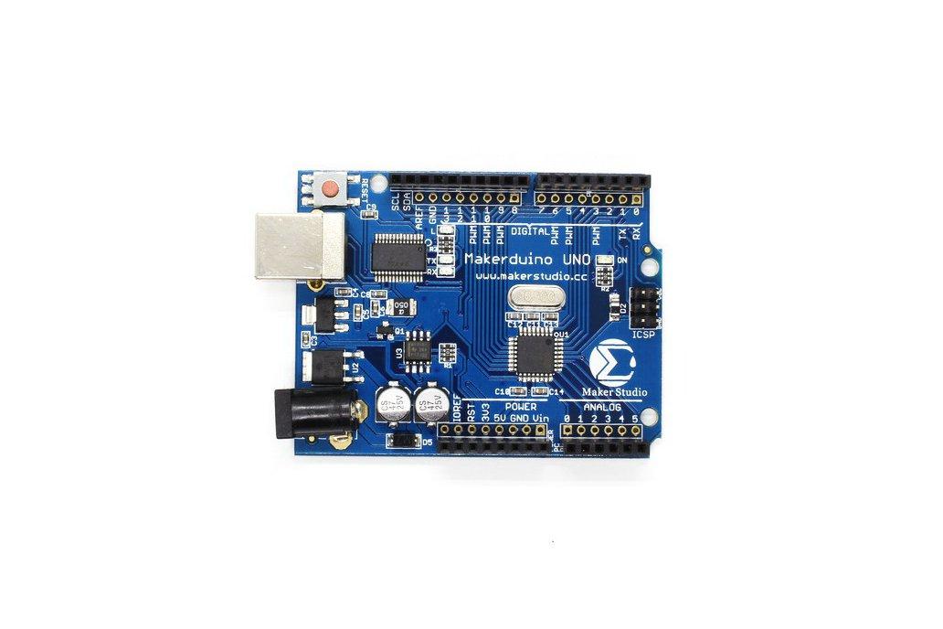 Deluxe Uno R3 Basic Kit Starter Learning Kit 4